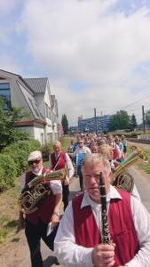 Rostock singt, Ummarsch