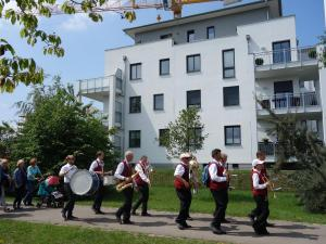 Rostock singt, Ummarsch (Maximilian Hensch)
